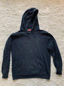 Supreme Hoodie Black - Medium