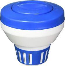 "Swimming 7"" Pool Floating Chemical Dispenser Floater 1"", 3"" Chlorine Tablet Tabs"