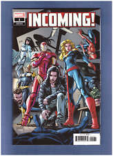 Incoming  #  1 - March 2020 - Marvel Comics - (Variant Edition)