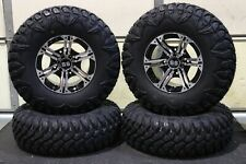 "POLARIS ACE 570 30"" STREET LEGAL QBT ATV TIRE 14"" VIPER M/B WHEEL KIT POL3CA"