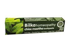 Toothpaste Bilka Homeopathy CHIOS MASTIC 100% ORIGINAL MASTIHA WATER 75ml EUmade