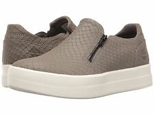 Women's Timberland Mayliss Slip-On Shoes Grey Snake-Embossed Suede A1FI7