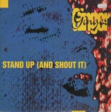 """Ginger Stand up (and shout it)  [Maxi 12""""]"""