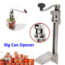 Large Heavy-Duty Commercial Can Opener Table Counter Bench Top Mount 11""