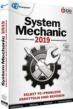 IOLO System Mechanic 2019 WIN Download Version EAN 4023126119902