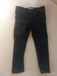 Age 4 Black Skinny Jeans