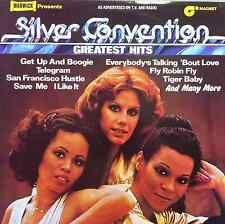 SILVER CONVENTION - Greatest Hits (LP) (G/G+)