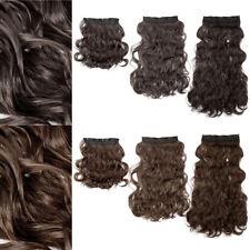Extensions de cheveux sans marque pour femme
