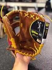 """Wilson A2000 DP15 GM Pedrioa Fit Pro Stock Glove 11.75"""""""