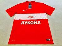 """""""FC SPARTAK MOSCOW"""" CAMISETA SHIRT MAGLIA TRIKOT 15/16 NIKE FÚTBOL - size: M."""