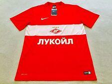 """""""FC SPARTAK MOSCOW"""" CAMISETA MAGLIA SHIRT TRIKOT 2015/2016 NIKE FÚTBOL - size M."""