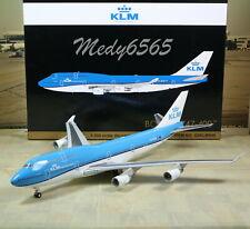 "Gemini Jets KLM ""New Color"" Boeing B747-400 1/200"