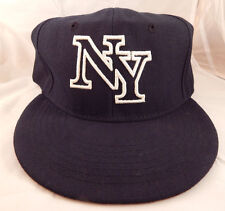 NY New York HATCO Brand Baseball Cap/Hat Fitted Premium Original Flat size 7-1/4