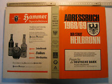 Handbuch und Fernsprechverzeichnis der Stadtverwaltung Braunschweig versch Jg.
