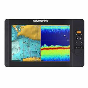 Raymarine Element 12S No Transducer Navionics Plus USA and Canada