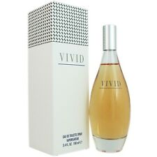 VIVID BY LIZ CLAIBORNE FOR WOMEN-EDT-SPRAY-3.4 OZ-100 ML-AUTHENTIC-MADE IN USA