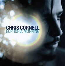 Euphoria Morning [UK Bonus Track] by Chris Cornell (CD, Sep-1999, A&M (USA))