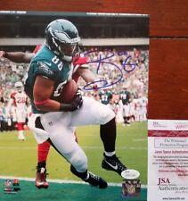 Trey Burton Autograph Signed Philadelphia Eagles 8x10 Photo JSA Witness COA