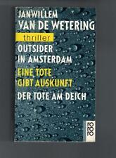 Janwillem van de Wetering - Outsider in Amsterdam - 1995