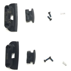 Fitbit Charge 3 Replacement Strap Band Clip Holders Black Genuine Part All Parts