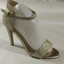 4ae45e9cd Shiekh Glitter Ankle Strap Shoes 4.5