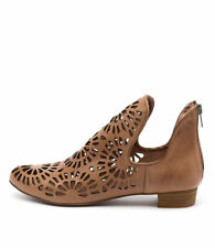 New Django & Juliette Evano Dk Tan Womens Shoes Casual Boots Ankle
