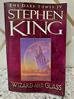 Stephen King The Dark Tower IV 4 Wizard and Glass Pre-owned Paperback