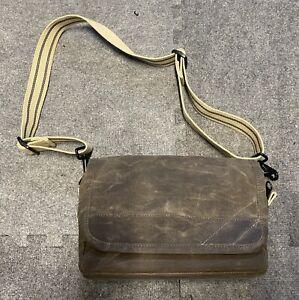 Domke F-5XB Shoulder/Belt Bag (Distressed Brown)