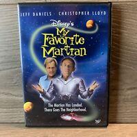 My Favorite Martian (DVD, 2002) Disney 1999 Comedy