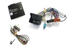 LFB adaptador plana pin volante Interface Bus CAN bmw x3 x5 x6 e46 Alpine radio