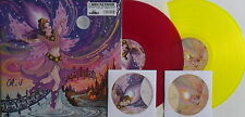 LP COSMIC TRIP MACHINE (The Woman A Flying, 2LP&2CD COLORED VINYL 100 copies