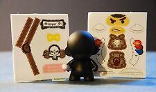 Marvel Micro Munny Vinyl DIY Munnyworld Series 2 Kidrobot Punisher