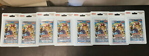 Yugioh Legend of Blue Eyes WD LOB x9 Sealed Legendary Boosters 9 pack lot