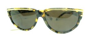 MARTA MARZOTTO Sunglasses Vintage Ages 80 Woman Made IN Italy Brown
