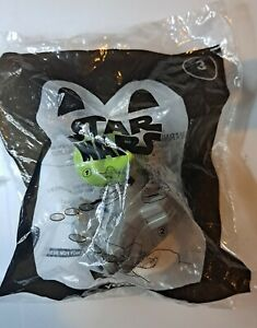 new 2021 McDonald's Happy Meal Toy Star Wars #3 Yoda Flying Disc Launcher Figure