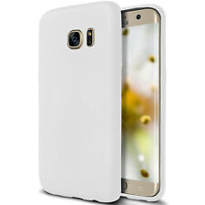 Soft Bumper Hoesje voor Samsung Galaxy S7 Edge Flexibel Silicone Telefoon Case