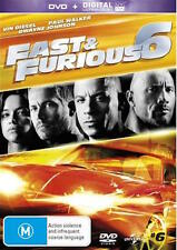 FAST and FURIOUS 6 : NEW DVD