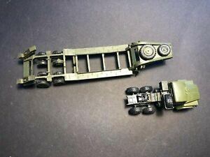 Arsenal M Resin UdSSR NVA  KrAZ-260 6x6 Sattelzug + Tieflader ChMZAP-9990   #798