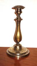 Antik Französische Christofle  Versilberte Kerzenleuchter Höhe  25 cm, Gepunzt