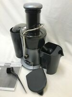 Breville Juicer Juice Fountain Classic Professional Extractor Gray JE900 600Watt