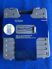 """Blue Point 78 Piece 1//4"""" 1/2"""" Metric/AF General Service Socket Spanner set CASE"""