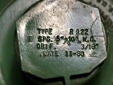 Fisher R922 Pressure Regulator