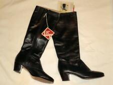 "Vintage Black Ladies ""NATURALIZER"" Leather Boots"