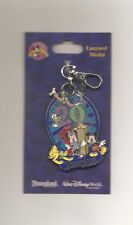 Disney Resort - Accessory - Dated 2011 - Lanyard Medal w/ the Fab 5