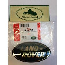 LAND ROVER FRONT/REAR LOGO DECAL EMBLEM BADGE LR4 LR002717 OEM