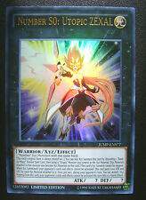 YUGIOH SPECIAL OFFER JUMP-EN077 NUMBER S0: UTOPIC ZEXAL SHONEN JUMP ULTRA MINT