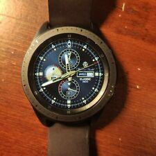 Samsung Galaxy Watch 42mm Midnight Black - GREAT CONDITION -