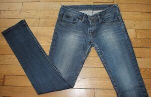 KAPORAL 5 Jeans pour Femme W 27 - L 34 Taille Fr 37 KATE (Réf #O109)