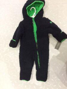 Michael Kors Baby Boy's  Hooded Pram (6-12 Months)