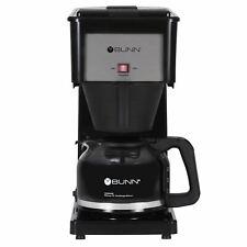 BUNN GRB Speed Brew Classic Coffee Maker, Black, 10 Cup, 38300.0063